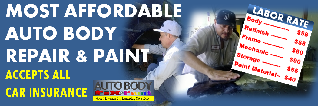 Affordable Paint And Body
